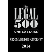 The Legal 500 - Recommended Attorneys 2014