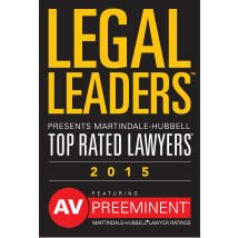 Legal Leaders - Top Rated Lawyers 2015